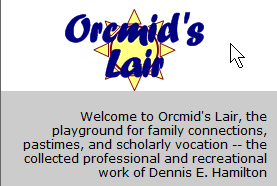 Orcmid's Lair Blog